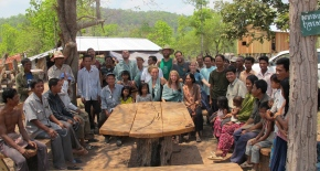Bringing Energy Together: Creating a Permaculture Education Farm in ruralCambodia